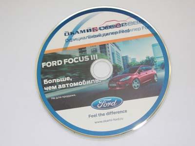 Надпечатка на CD
