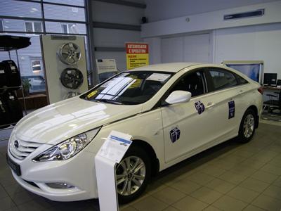 """Оформление автомобилей """"Hyundai Solaris"""""""