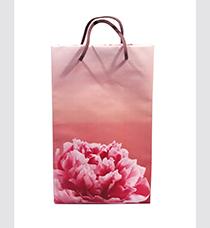Пакет Розовый пион