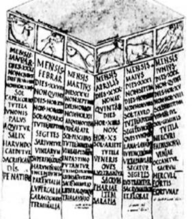 Календарь - происхождение и история создания