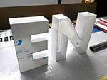 Техпроцесс производства объемных букв