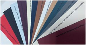 Примеры дизайнерской бумаги
