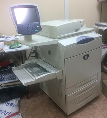 Полиграфия цифровая печать
