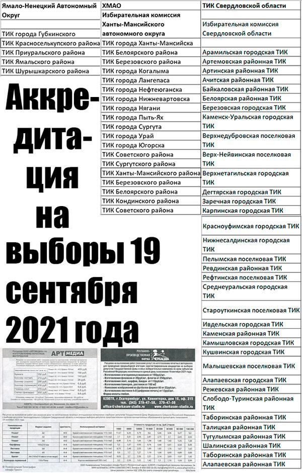 Список ТИК